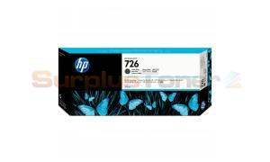 HP NO 726 INK CARTRIDGE MATTE BLACK 300ML (CH575A)