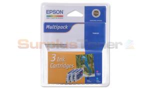 EPSON STYLUS PHOTO RX500 INK CTG MULTIPACK (C13T048C40)