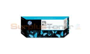 HP NO 772 INK CARTRIDGE MATTE BLACK 300ML (CN635A)