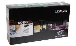 LEXMARK E120 TONER CARTRIDGE (12040SE)
