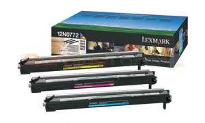 LEXMARK C920 PHOTODEVELOPER KIT CMY (12N0772)