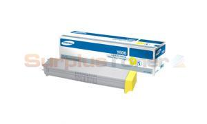 SAMSUNG CLX-9350ND TONER CARTRIDGE YELLOW HY (CLT-Y606S)
