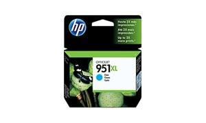 HP OFFICEJET NO 951XL INK CARTRIDGE CYAN (CN046AN)