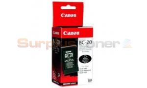 CANON BJC-2000 INK CARTRIDGE BLACK (0895A348)