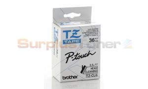 BROTHER HEAD CLEANING TAPE 36 MM X 2.5 M (TZ-CL6)