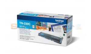 BROTHER DCP-9010CN TONER CARTRIDGE CYAN (TN-230C)