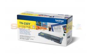 BROTHER DCP-9010CN TONER CARTRIDGE YELLOW (TN-230Y)