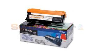 BROTHER HL-4150CDN TONER CARTRIDGE BLACK (TN-320BK)