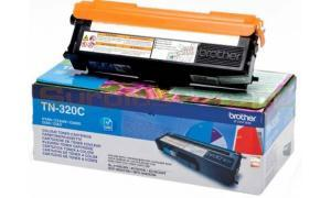 BROTHER HL-4150CDN TONER CARTRIDGE CYAN (TN-320C)