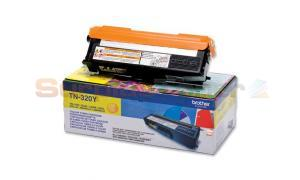 BROTHER HL-4150CDN TONER CARTRIDGE YELLOW (TN-320Y)