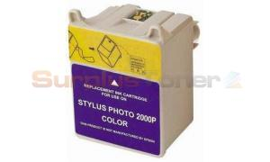 Compatible for EPSON STYLUS PHOTO 2000P INKJET COLOR (T016201)