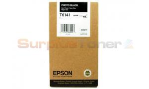 EPSON STYLUS PRO 4450 INK CART PHOTO BLACK 4C 220ML (C13T614100)