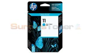 HP NO 11 INK CARTRIDGE CYAN (C4836A)