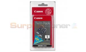 CANON PGI-5BK INK CARTRIDGE BLACK (0628B025)