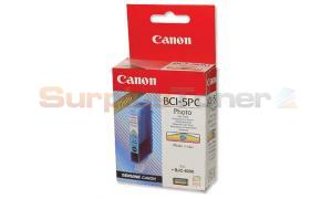 CANON BCI-5PC INK TANK PHOTO CYAN (0989A002)