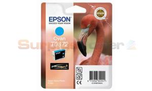 EPSON STYLUS PHOTO R1900 INK CARTRIDGE CYAN (C13T08724010)