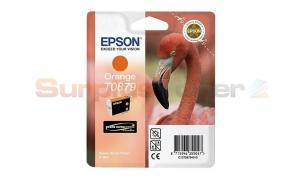 EPSON STYLUS PHOTO R1900 INK CART ORANGE (C13T08794010)