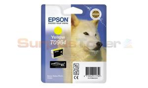EPSON STYLUS PHOTO R2880 INK CART YELLOW (C13T09644010)