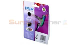 EPSON STYLUS PHOTO R265 INK CARTRIDGE BLACK (C13T08014011)