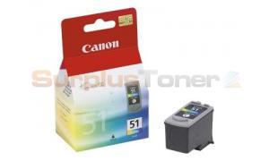 CANON CL-51 INK CARTRIDGE COLOR (0618B027)
