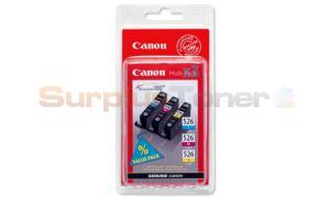 CANON CLI-526 INK MULTI-PACK CMY (4541B009)
