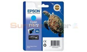 EPSON STYLUS PHOTO R3000 INK CART XL CYAN (C13T15724010)