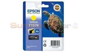 EPSON STYLUS PHOTO R3000 INK CART XL YELLOW (C13T15744010)