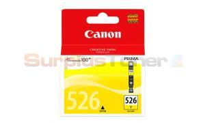 CANON CLI-526Y INK CARTRIDGE YELLOW (4543B007)