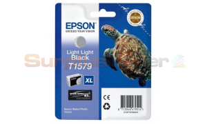 EPSON STYLUS PHOTO R3000 INK CART XL LIGHT LIGHT BLACK (C13T15794010)