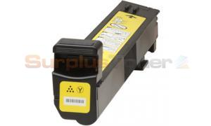 Compatible for HP COLOR LASERJET CP6015 PRINT CARTRIDGE YELLOW (CB382A)