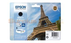 EPSON WORKFORCE PRO WP-4015 INK CTG XL BLACK (C13T70214010)