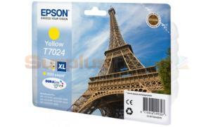EPSON WORKFORCE PRO WP-4015 INK CTG XL YELLOW (C13T70244010)