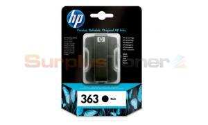 HP NO 363 INK CARTRIDGE BLACK (C8721EE#BA1)