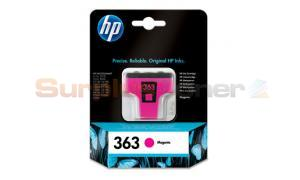 HP NO 363 INK CARTRIDGE MAGENTA (C8772EE#BA1)