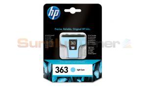HP NO 363 INK CARTRIDGE LIGHT CYAN (C8774EE#BA1)