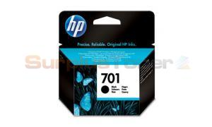 HP NO 701 INKJET CARTRIDGE BLACK (CC635AE)