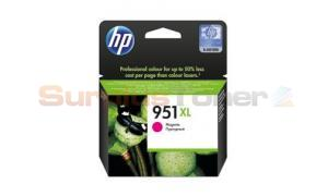 HP OFFICEJET NO 951XL INK CARTRIDGE MAGENTA (CN047AE)