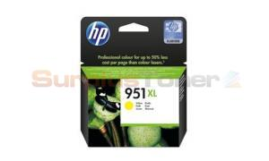 HP OFFICEJET NO 951XL INK CARTRIDGE YELLOW (CN048AE)