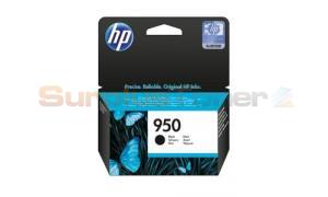 HP OFFICEJET NO 950 INK CARTRIDGE BLACK (CN049AE)