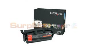 LEXMARK T650 PRINT CARTRIDGE BLACK HY (T650H21E)