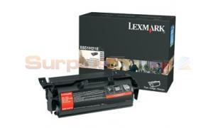 LEXMARK X651 X652 TONER CARTRIDGE BLACK HY (X651H21E)