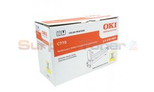 OKI C710 IMAGE DRUM YELLOW (43913805)