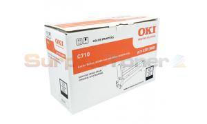 OKI C710 IMAGE DRUM BLACK (43913808)