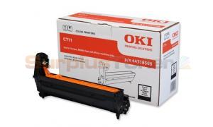 OKI C711 IMAGE DRUM BLACK (44318508)