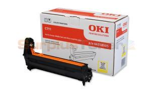 OKI C711 IMAGE DRUM YELLOW (44318505)