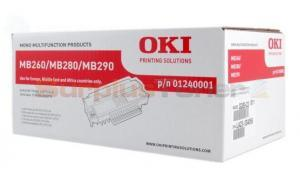 OKI MB260/MB280 TONER CARTRIDGE BLACK 5.5K (01240001)