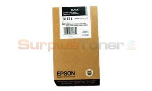 EPSON STYLUS PRO 7450 INK CART 4-C PHOTO BLACK 220ML (C13T612100)
