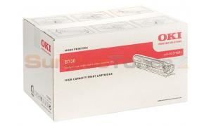 OKI B730 PRINT CARTRIDGE BLACK 25K (01279201)
