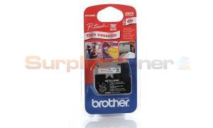 BROTHER M TAPE RED ON WHITE 12 MM X 8 M (MK-232BZ)