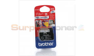 BROTHER M TAPE BLUE ON WHITE 12 MM X 8 M (MK-233BZ)